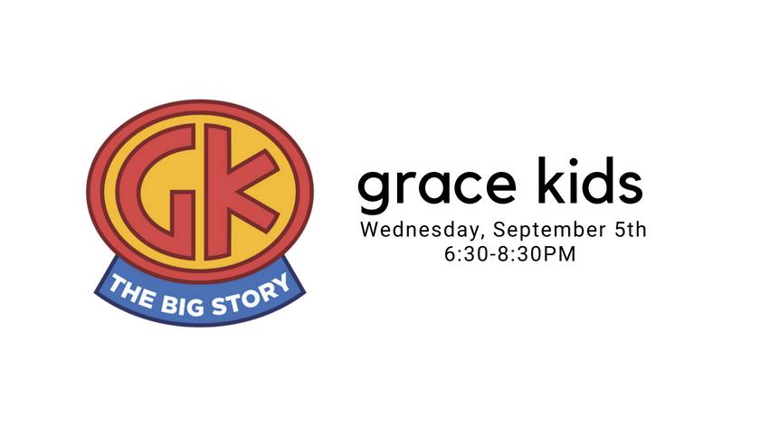 Grace Kids: The Big Story