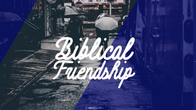 Transformed Friendships: Expressing God's Grace Together