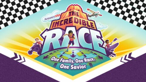 Incredible Race LOGO